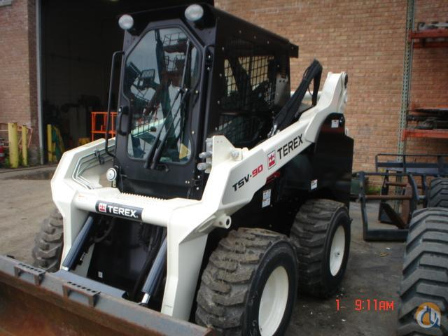2013 TEREX TSV90 Wheel TEREX TSV90 Crane amp Machinery Inc 18892 on CraneNetworkcom